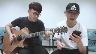 (AGA)3AM- coverd by Michael & Loka (有chord)