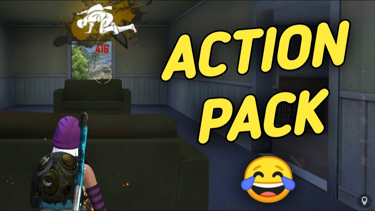 THIS GAME IS FUNNY SOMETIMES 😂 || ACTION PACK SUSPENSE FT. KAR98 🔥 !!!!