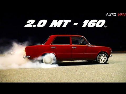 БЕШЕНЫЙ ВАЗ 2101 с ДВИГАТЕЛЕМ от Nissan Silvia против GRANTA SPORT 1.8 !!! Гонка !!!
