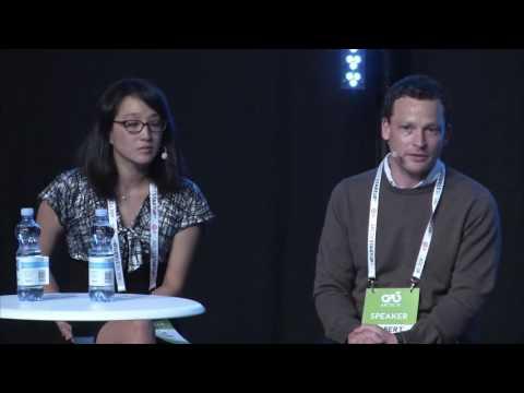 Arctic15 228 Silicon Valley Fireside chat with Robert Pollak & Alda Leu Dennis