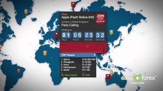 easy-forex, World Trade Series, English