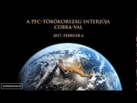 A PFC-Törökország interjúja Cobra-val 2017.02.06.