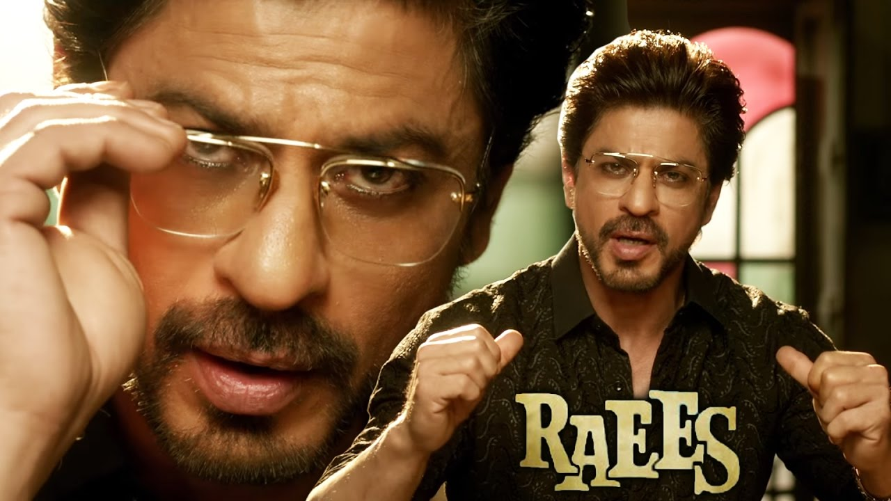 807ed006d8 Shahrukh Khan Tried 50 Glasses For RAEES - Unknown Fact - YouTube