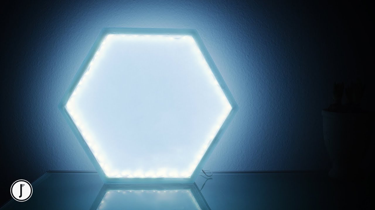 Honeycomb Light Box DIY