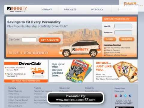Infinity Car Insurance Company Review - Compare Rates, Discounts