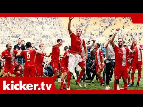 Party in Düsseldorf - Fortuna steigt auf | kicker.tv