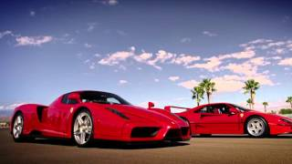 FERRARI'S BIG 5: 288 GTO vs F40 vs F50 vs Enzo vs LaFerrari - PART 3