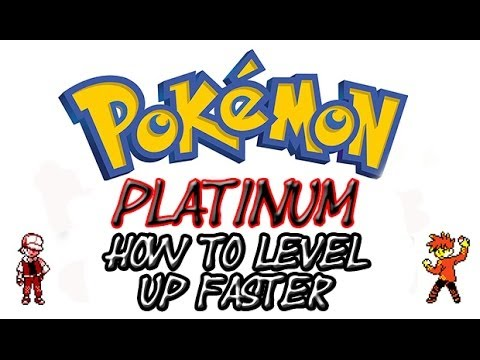 Pokemon Platinum - How To Earn More EXP In Battles  | Action Replay Codes
