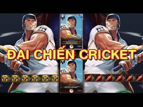 Đại chiến giữa hai Siêu Sao Cricket với phong cách lên đồ cực dị bên nào sẽ thắng ?