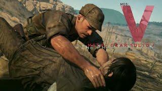Quiet's Rape Scene (Controversial)   Metal Gear Solid 5: The Phantom Pain [ MGSV ]