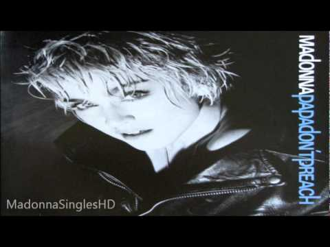 Madonna - Papa Don't Preach (Extended Remix)