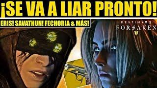 Destiny 2 - Bungie Habla de Eris! Savathun! Aventura Exotica Fechoría! Nuevo Contenido & Más!