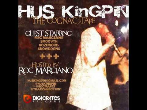 Hus Kingpin ft. Roc Marciano - Boss Material 2 (Prod. DJ Kryptonite) (From The Cognac Tape)