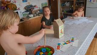 Семейное обучение 2 года, 4 года, 6 лет