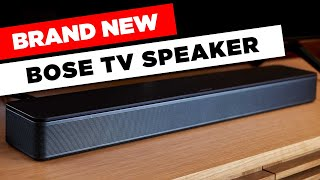 Bose TV Speaker | Review