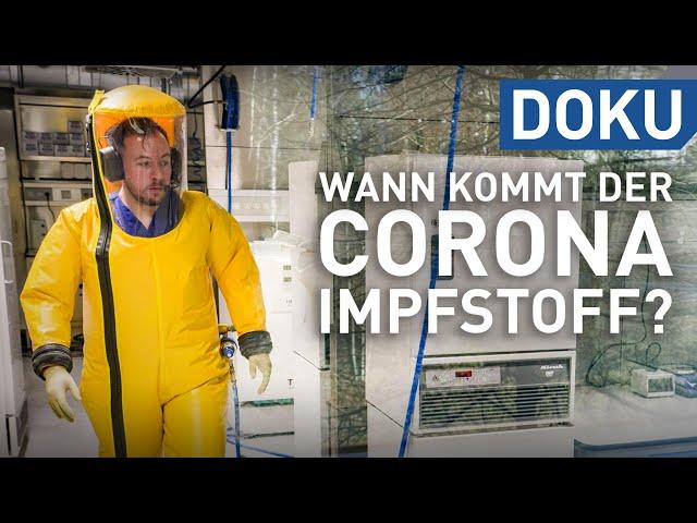 Wann kommt der Corona-Impfstoff? | doku