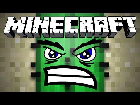 ЗЛОЙ КАКТУС - Minecraft (Обзор Мода)