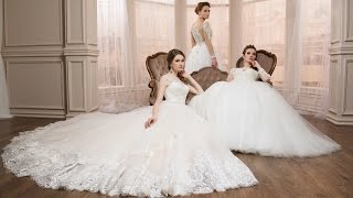 Свадебные платья 2016 оптом коллекция Victoria от VESILNA