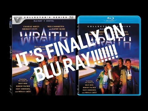 Download The Wraith is finally on Blu Ray!!! (Bonus: Filming locations!!!)