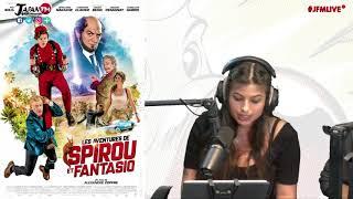 La critique cinéma de Leah Marciano : Les aventures de Spirou et Fantasio