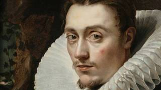 Portrait of a Young Man, Peter Paul Rubens, c. 1613--15
