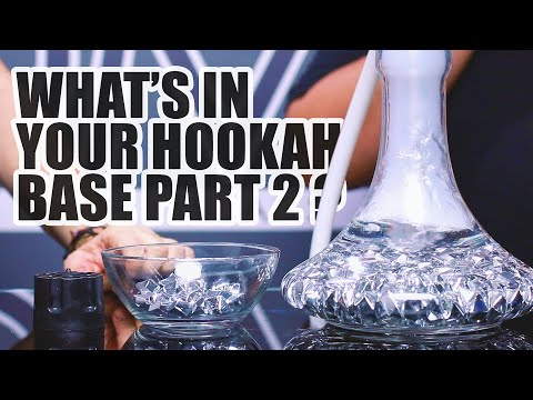 What's in your hookah base 2 | Hookah tips (2020)