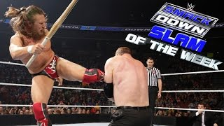 """""""Yes!"""" To The Rumble - WWE SmackDown Slam of the Week 1/22"""