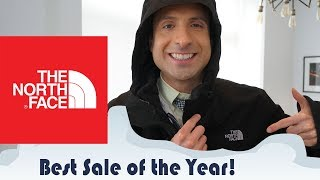 North Face Biggest Savings of the Year!!