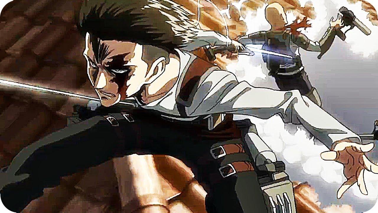 Attack On Titan Season 3 Trailer 2018 Anime Series
