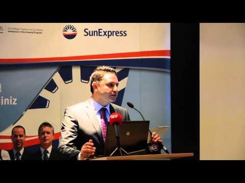 SunExpress'in hedefi Avrupa'da liderlik