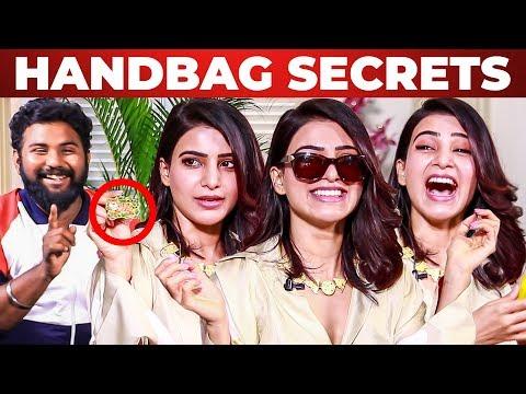 SAMANTHA Handbag SECRETS Revealed⁉   What's Inside the HANDBAG   Super Deluxe   NPA 64 Mp3