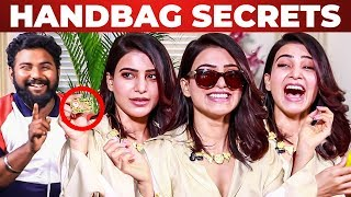 SAMANTHA Handbag SECRETS Revealed⁉ | What's Inside the HANDBAG | Super Deluxe