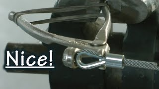 Unique Trick with a Cleco Pliers for Aircraft Builders