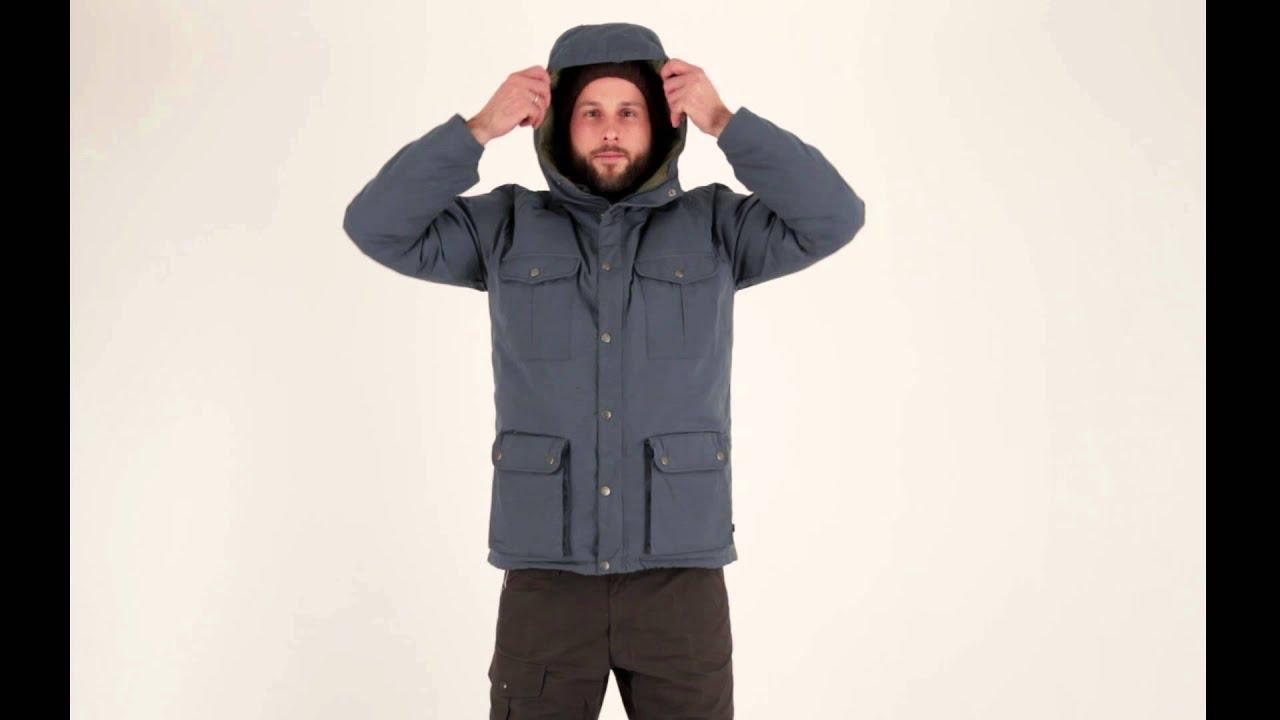 Fjallraven greenland winter jacket dame