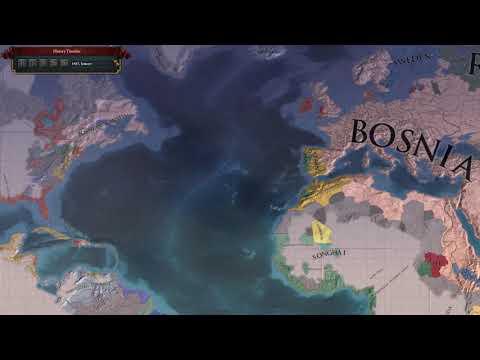 Europa Universalis IV - Bosnian Empire (1492-1710) |