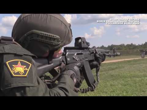 The Federal National Guard Troops Service of the Russian Federation | Rosgvardia soldiers