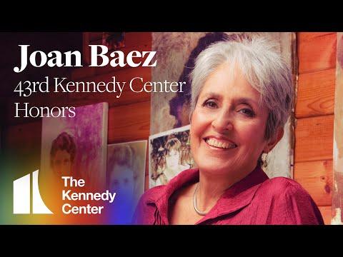 Joan Baez: 43rd Kennedy Center Honors