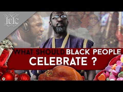 The Israelites: Vybz 96.3fm Ask Nathanyel7 What Holidays Should Black People Celebrate?