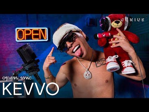 "KEVVO ""105F"" (En Vivo)   Open Mic"