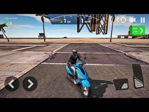 Ultimate Motorcycle Simulator #1 - Android gameplay walkthrough