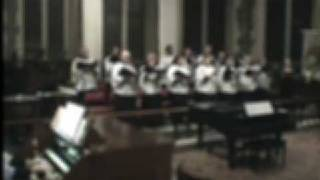 "Hymn ""For All The Saints"", Choir, Congregation, Pipe Organ"