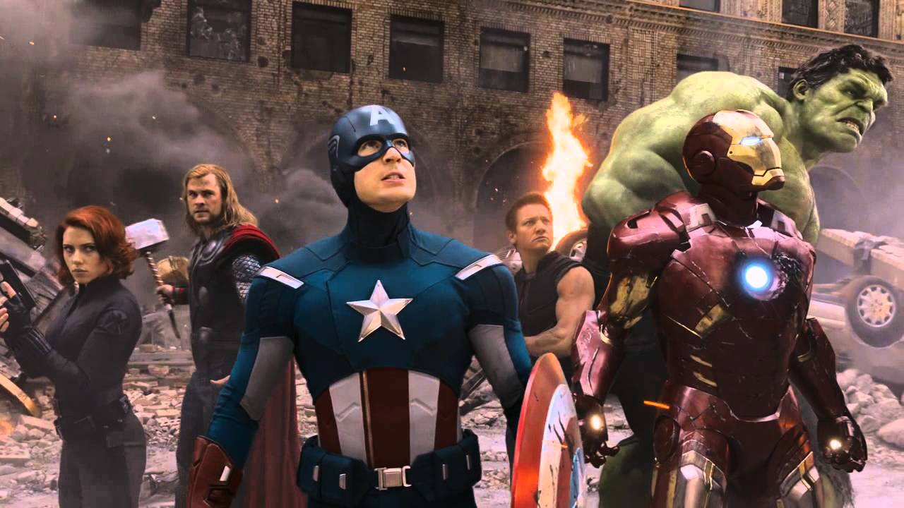 Image result for avengers 1 movie scenes