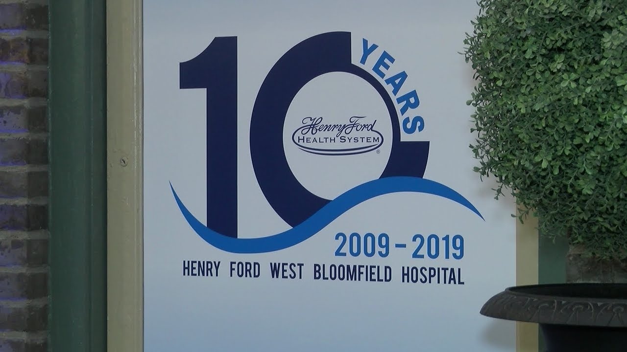 Splash Feature: Henry Ford West Bloomfield Hospital Celebrates its 10th  Anniversary