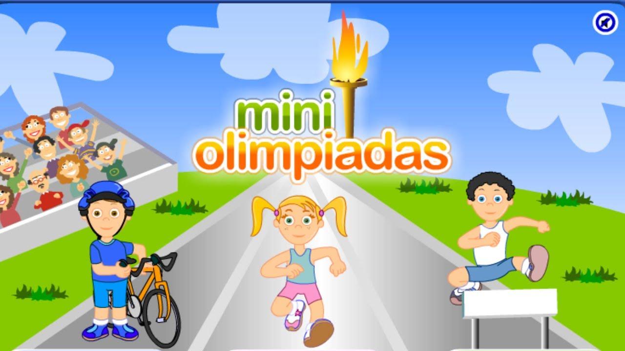 Discoverykids Miniolimpiadas Youtube