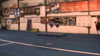 Tumbling with world record