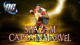 DCUO - New Legend Character: Shazam Captain Marvel [GU46]