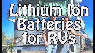 Lithium Ion LiFePO4 Batteries for RV House Systems (Jan 2014)