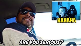 Hamlinz Reacts to Blasting INAPPROPRIATE Songs in Ubers PRANK!!