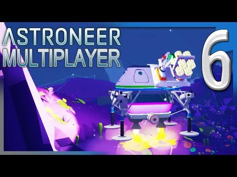 NEW PLANET, NEW BASE!! | Astroneer Multiplayer Gameplay E6