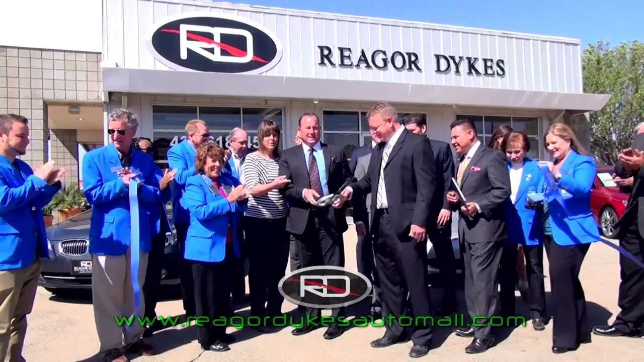 Reagor Dykes Auto Group >> Reagor Dykes Auto Group - Midland, TX - YouTube